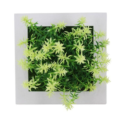 19A Wall Frames with Artificial Flowers imxgine