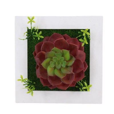 20A Wall Frames with Artificial Flowers imxgine