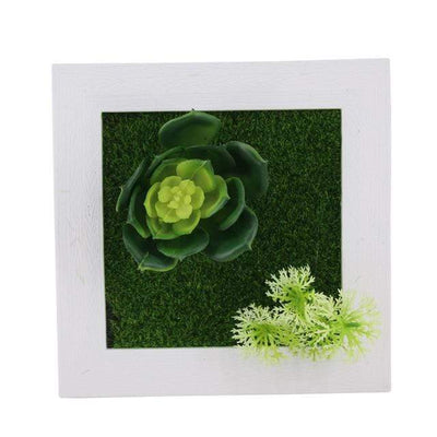 25A Wall Frames with Artificial Flowers imxgine