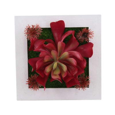 29A Wall Frames with Artificial Flowers imxgine