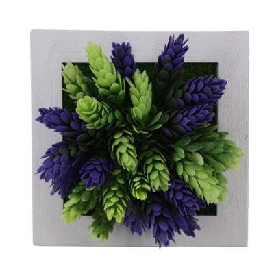 30A Wall Frames with Artificial Flowers imxgine