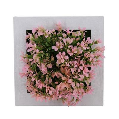 38A Wall Frames with Artificial Flowers imxgine