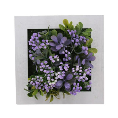 41A Wall Frames with Artificial Flowers imxgine