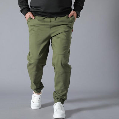 42 / Army Green Street Renegade Joggers Baron Supply Co