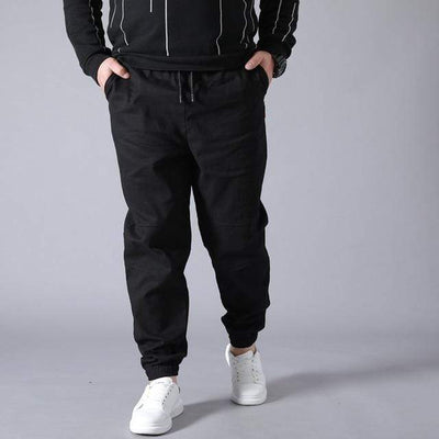 46 / Black Street Renegade Joggers Baron Supply Co