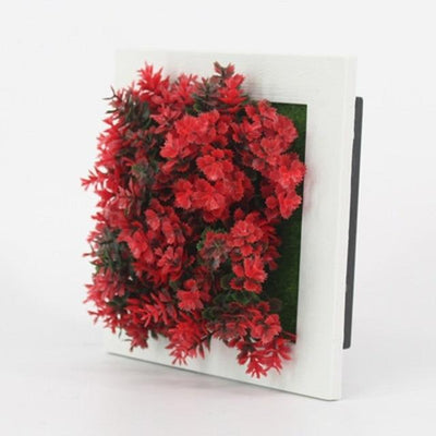 52A Wall Frames with Artificial Flowers imxgine