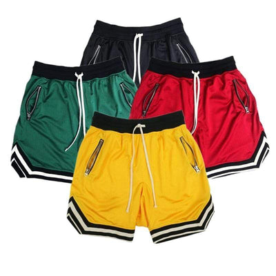 80's Classic Gym Shorts Electric Solitude