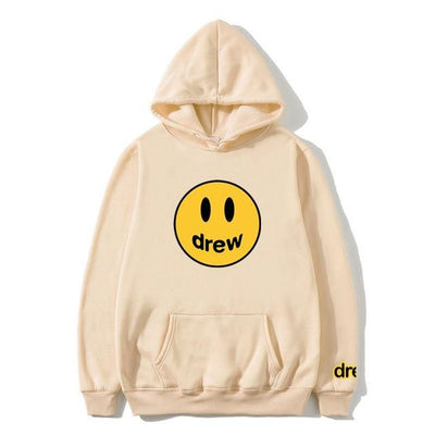9 off White / M Happy Pullover Hoodie imxgine