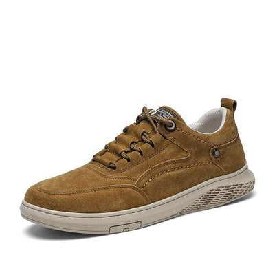 Apricot911 / 9.5 Vast Genuine Leather Sneaker Electric Solitude