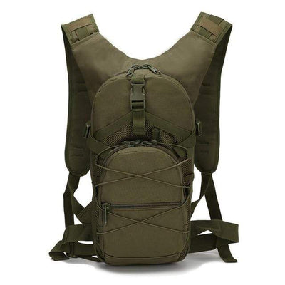 army green 15L Huntsman Day Pack Electric Solitude