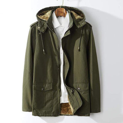 Army Green / S The Cambridge Jacket that Dealio