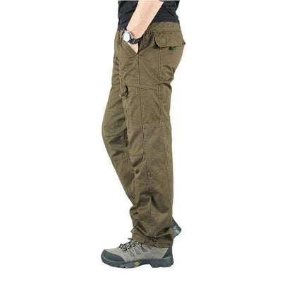 army yellow 2 / L Men's Ripstop Relaxed Fit Work Pant Baron Supply Co