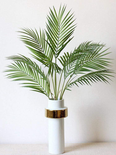 Artificial Palm Leaf Plant imxgine