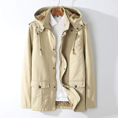 Beige / 2XL The Cambridge Jacket that Dealio
