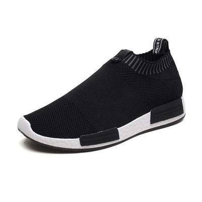 Black / 10 Breathable Mesh Sneakers Baron Supply Co