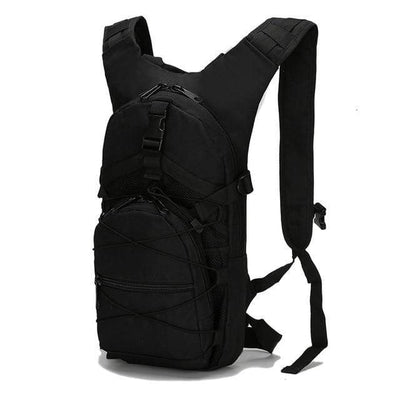 black 15L Huntsman Day Pack Electric Solitude
