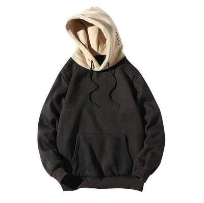 Black / S / United States Dual Tone Urban Hoodie Electric Solitude