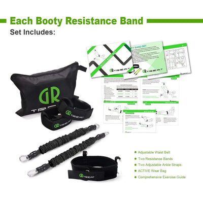 Booty Band Resistance Bands imxgine