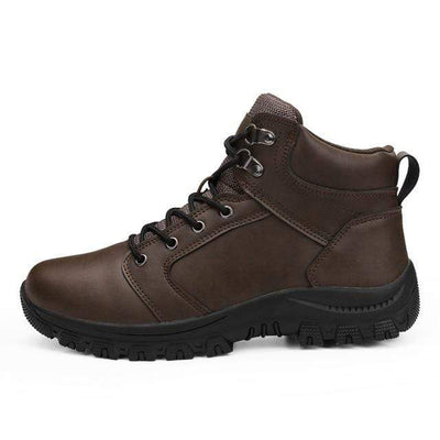 Brown / 12 Jackson Leather Hiking Boot imxgine