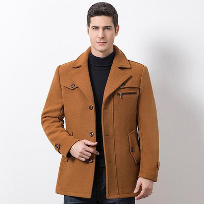 Camel / M The Manchester Coat that Dealio