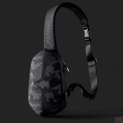 Camouflage TechnoPack Waterproof Backpack imxgine