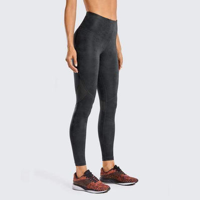 Coast Gray03(Mesh) / XS(US00) unFAUXgettable Yoga Pants Baron Supply Co