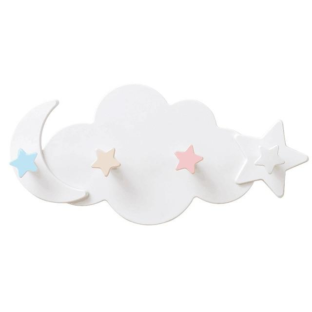 Cute Sky Wall Hanger Electric Solitude