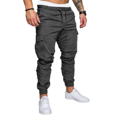 Dark Grey FK100 / L Imperial Cargo Joggers that Dealio