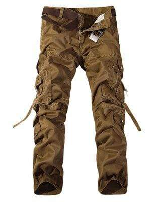 dark yellowish brown / 32 Street Extreme Cargo Pants that Dealio