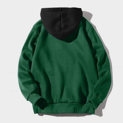 Dual Tone Urban Hoodie Electric Solitude