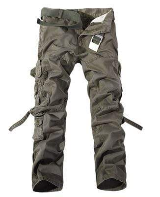 earth army green / 36 Street Extreme Cargo Pants that Dealio