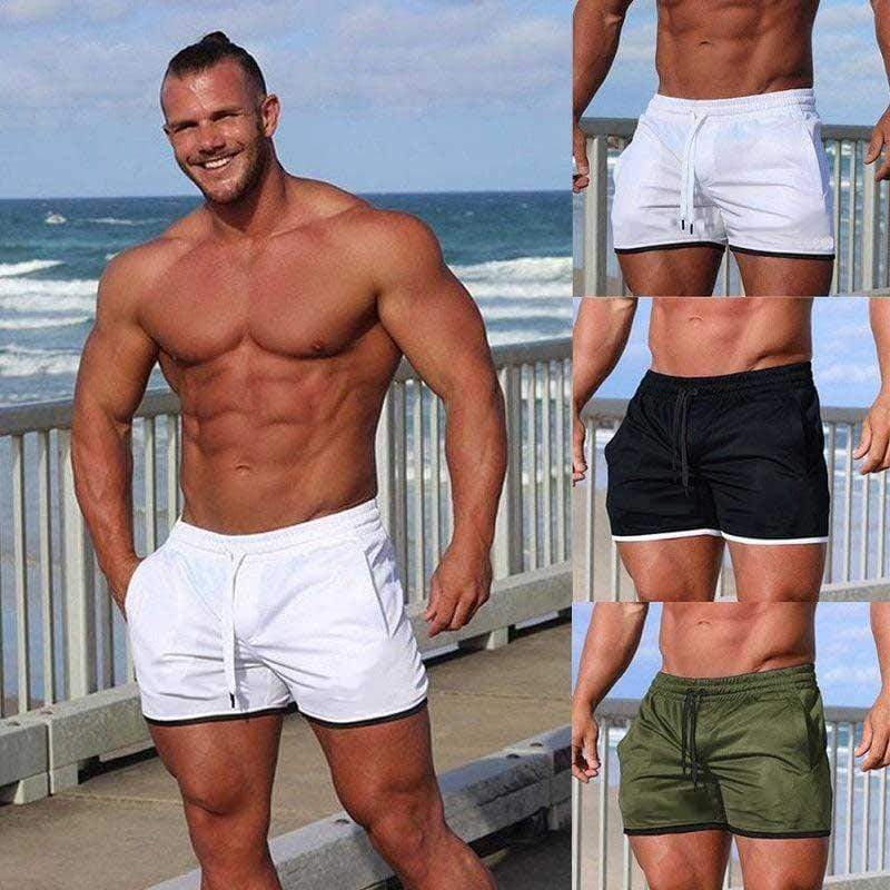 Elite Gym Shorts Electric Solitude