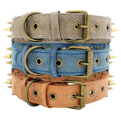 G-Doggy™ Spiked Collar Baron Supply Co