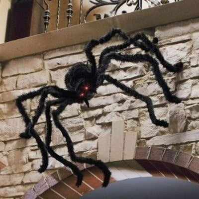 Giant Spider Halloween Decoration Electric Solitude