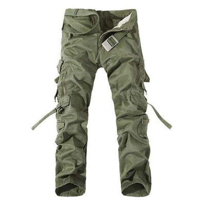 grass green / 42 Street Extreme Cargo Pants that Dealio