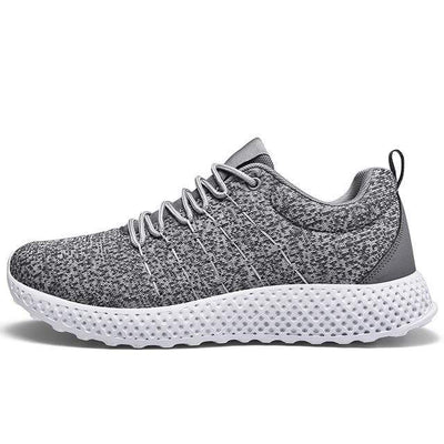 Gray / 11 Preston Precision Running Shoe imxgine