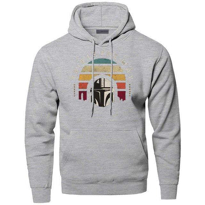 Gray 6 / S / China This Is The Way Hoodie imxgine