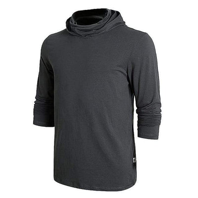 Gray / M Ready Hoodie Electric Solitude