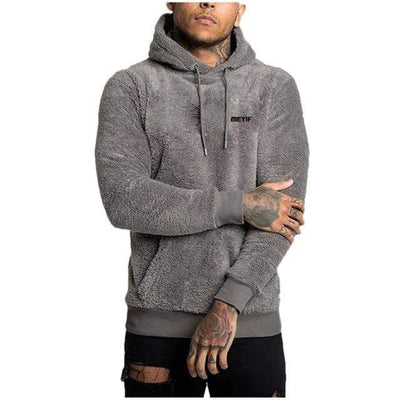 Gray / XXL / China Supreme Comfort Active Hoodie Electric Solitude