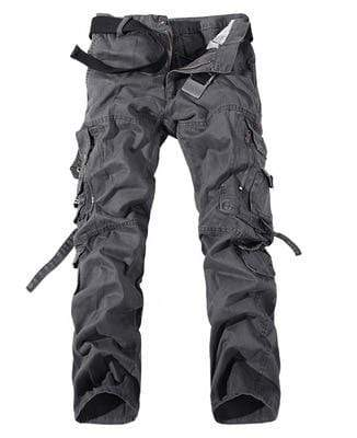 grey / 38 Street Extreme Cargo Pants that Dealio