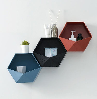 Hex-a-Cube Display Electric Solitude