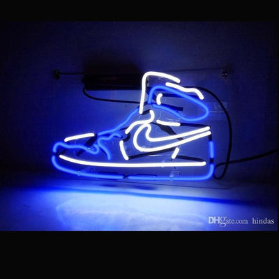 Home Decor Streetwear Sneakers Neon Sign that Dealio