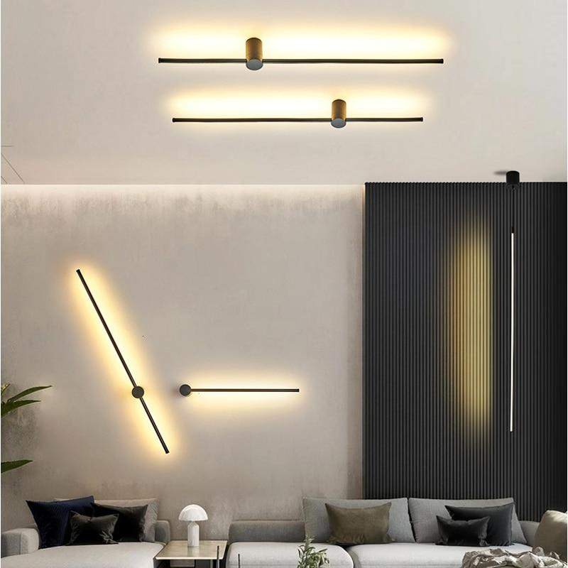 Javelin LED Wall Lamp Electric Solitude