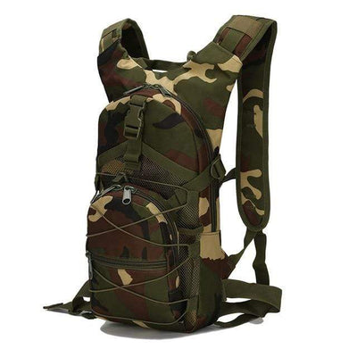Jungle camouflage 15L Huntsman Day Pack Electric Solitude