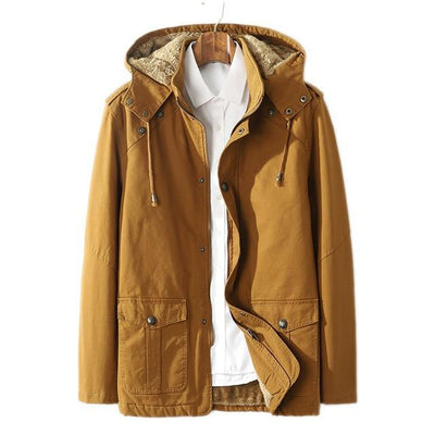 Khaki / 2XL The Cambridge Jacket that Dealio