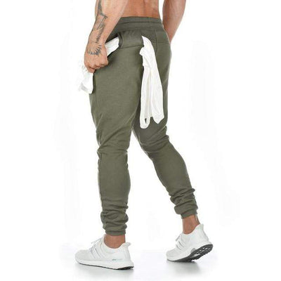 L / Army Green Gymhunter Joggers Baron Supply Co