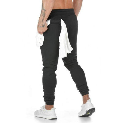 L / Grey Gymhunter Joggers Baron Supply Co