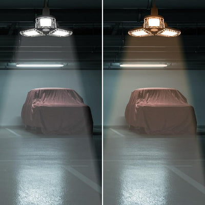 LED Garage Lights Baron Supply Co