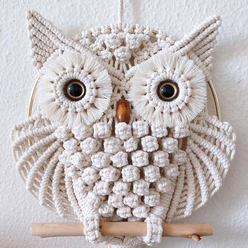 Macrame Owl Collection imxgine