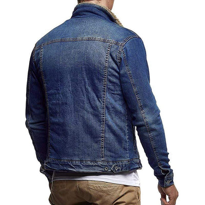 Men's Jackets Bullshark Denim Jacket Baron Supply Co